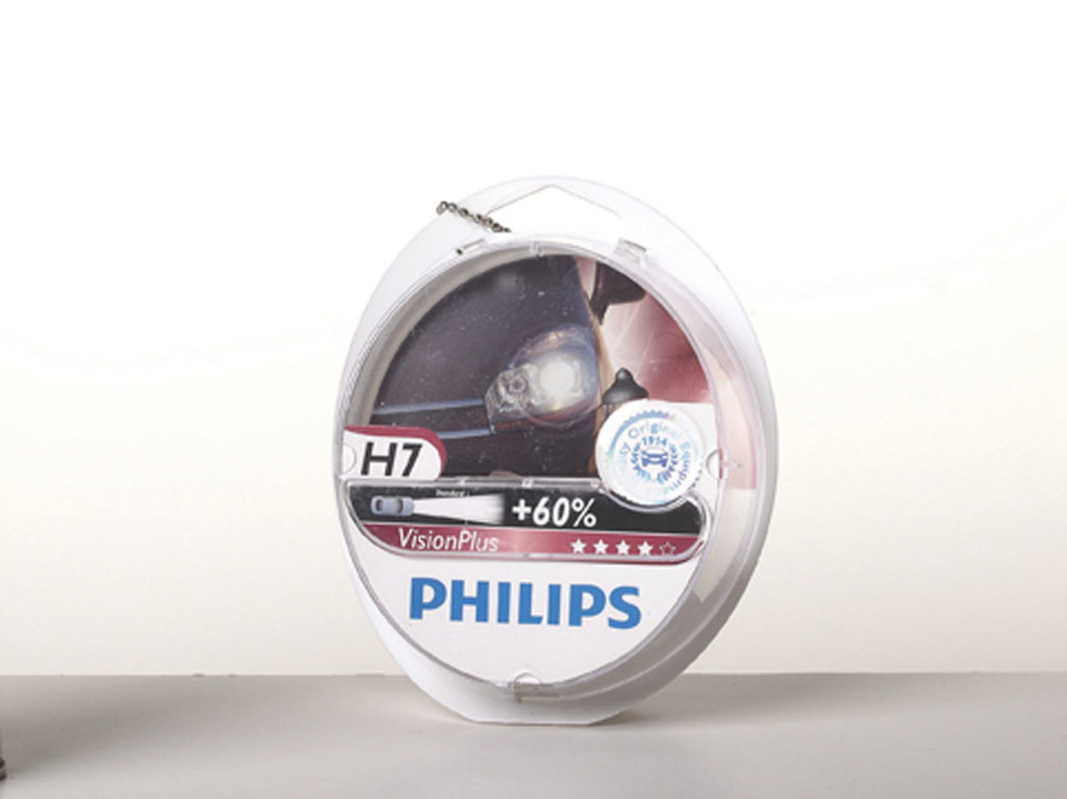 PHILIPS VISION PLUS +60%