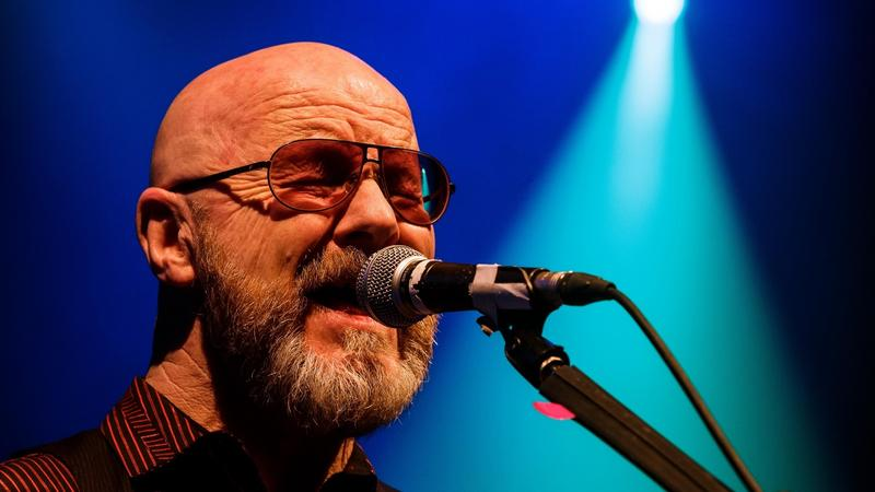 Andy Powell z Wishbone Ash