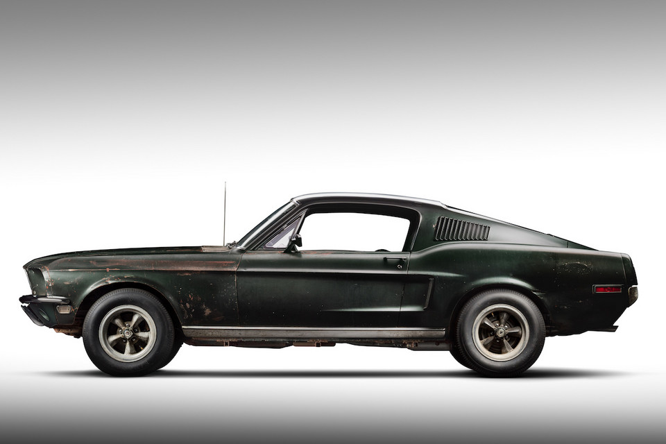 Ford Mustang GT Fastback 1968