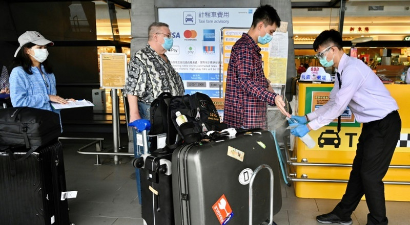 US lifts advice to avoid all foreign travel due to pandemic