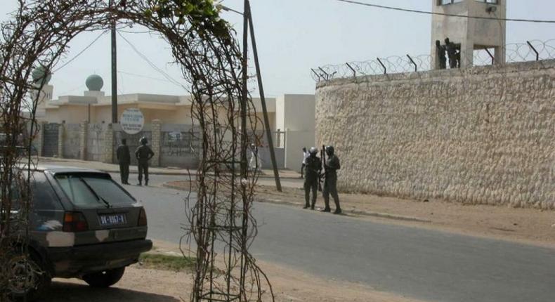 Prison de Reubeuss