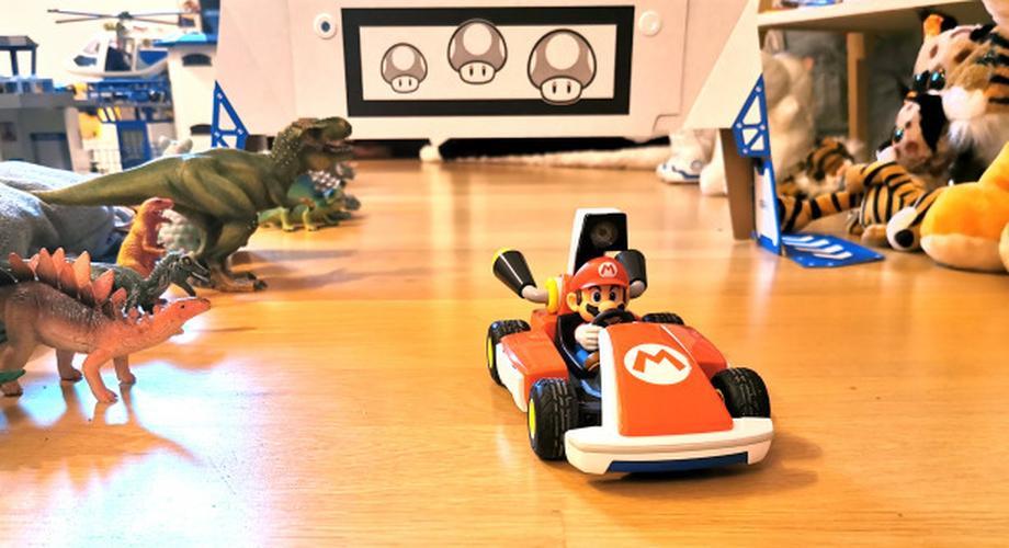 Mario Kart Live – Home Circuit im Test: gelungenes AR-Game