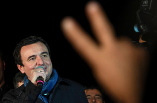 Kurti: Nie będzie podziału Kosowa [WYWIAD]