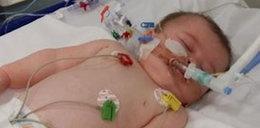 Poczuła, że musi zawieźć dziecko do szpitala. Uratowała życie