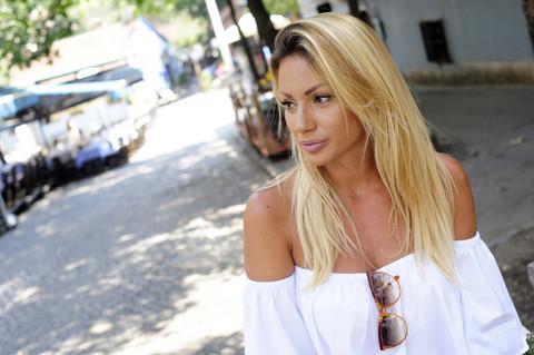 Ana Kokić se častila nakon razvoda: Evo na šta je potrošila 4.000 evra!