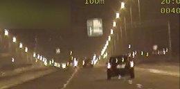 Pędził obwodnicą 210 km/h