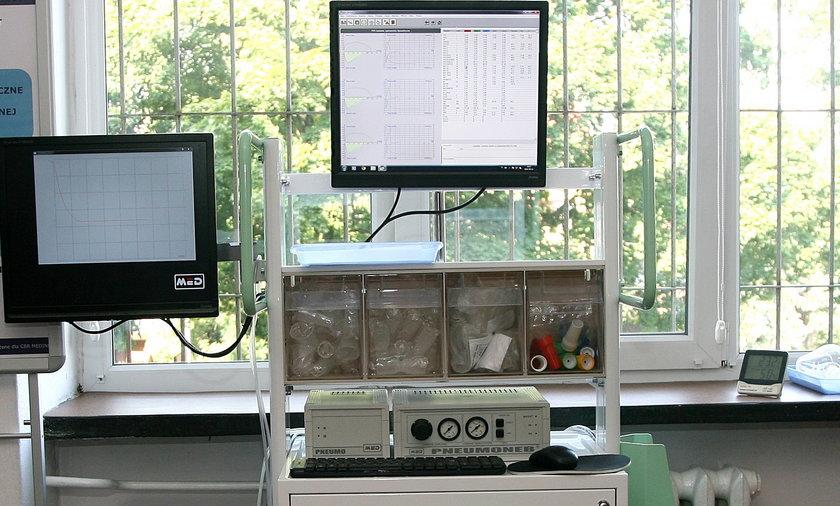 spirometria badanie