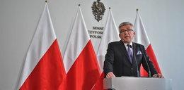Karczewski o ustawie IPN: Ktośmusiałby byćstraceńcem. Ona nie będzie działać