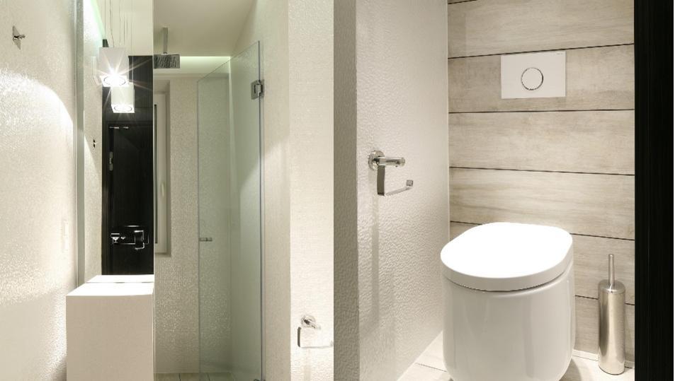 Jak Fajnie Urządzić łazienkę Która Ma 3 Mkw Zobaczcie