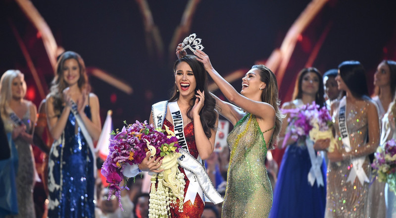 ICYMI: All the scenes from the Miss Universe 2018 competition in Bangkok
