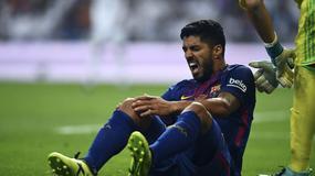 Ciąg dalszy kłopotów Barcelony, kontuzja Luisa Suareza