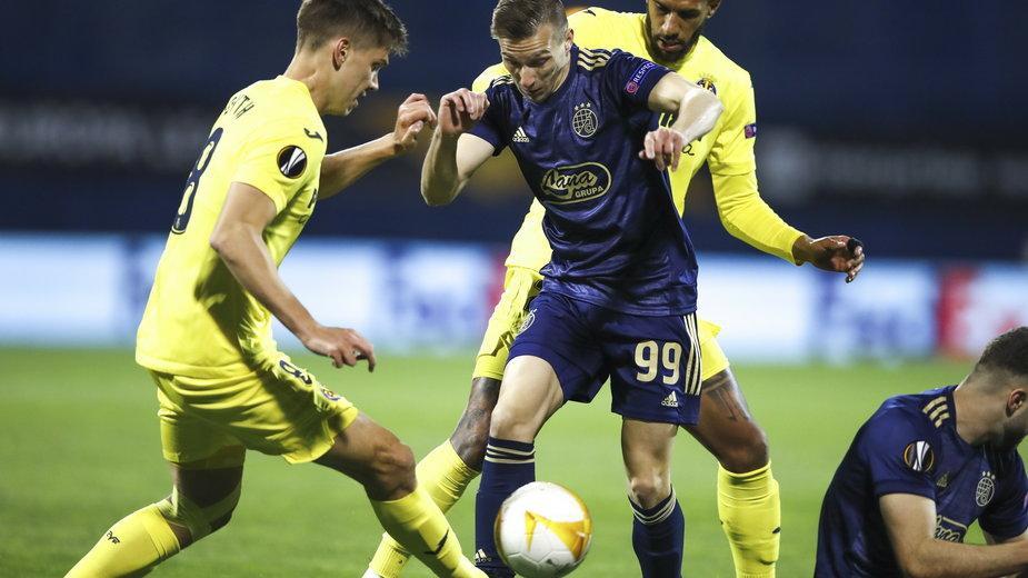 Dinamo Zagrzeb - Villarreal CF