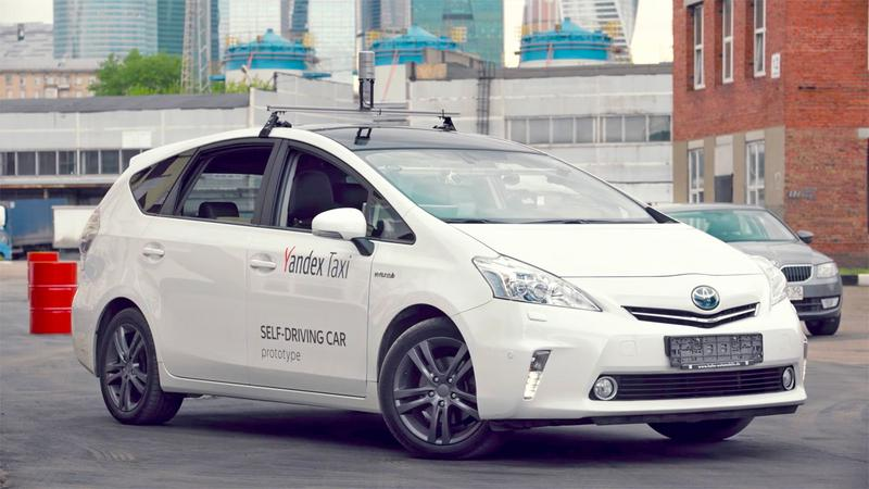 Yandex prezentuje autonomiczny samochód z Rosji