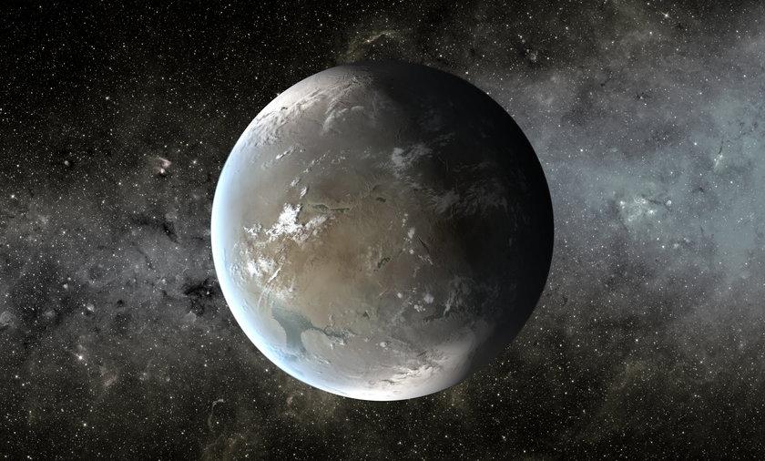 Naukowcy odkryli nową planetę