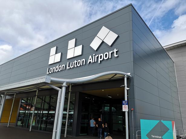 Lotnisko w Luton