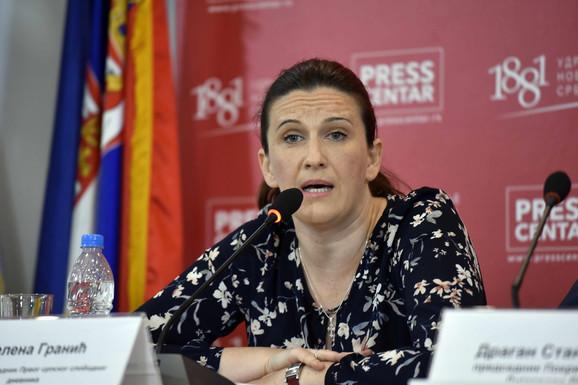 Helena Granić