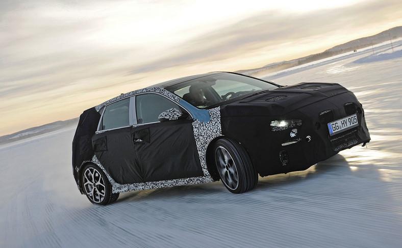 Hyundai i30 w sportowej wersji N dostanie silnik o mocy 250 KM