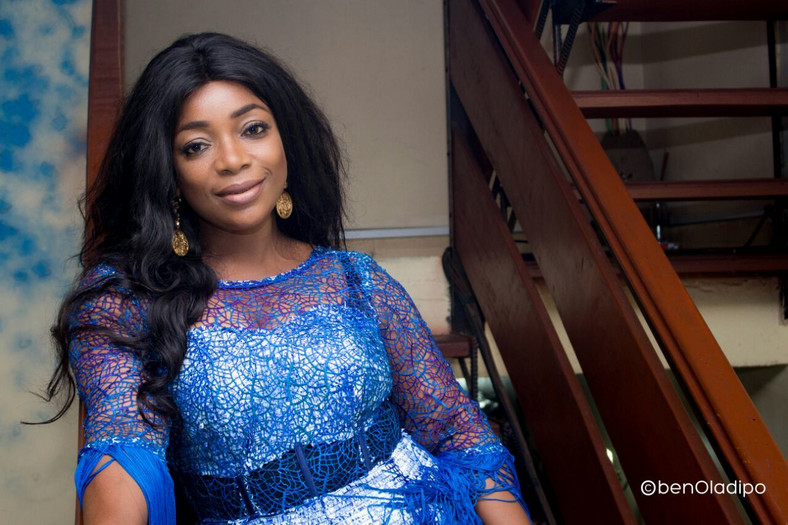 Bimbo Akintola kicked off her acting career with a role in Tade Ogidan's 'Owo Blow' [Gist Us]