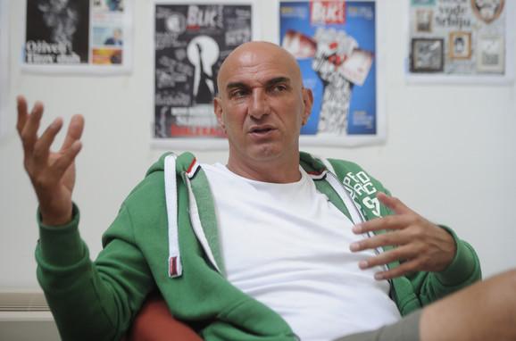 Goran Grbović u