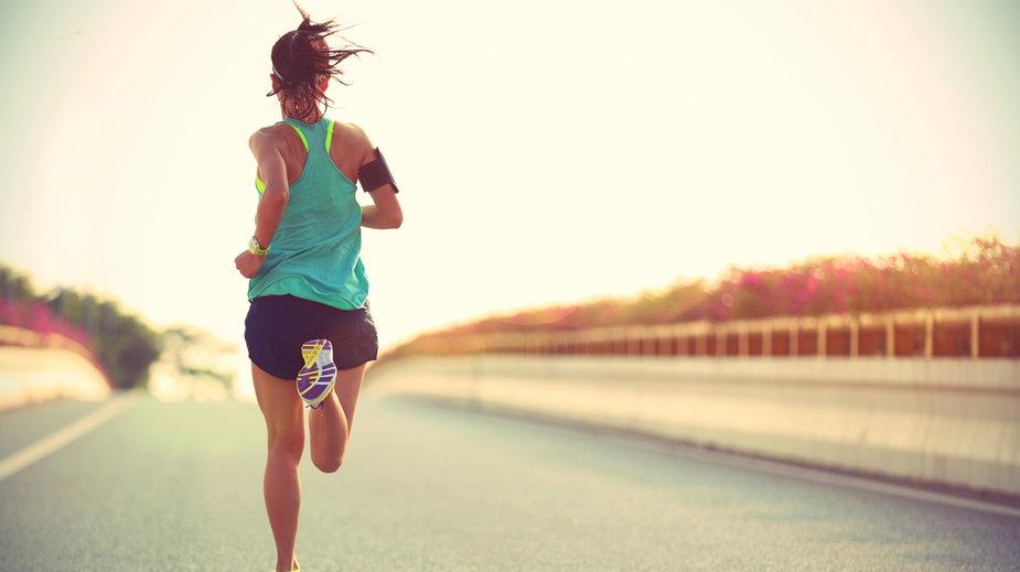 Trening biegowy (zdj. ilustracyjne)