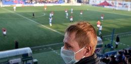 Liga białoruska gra dalej! Obok nas wciąż odbywają się mecze grozy