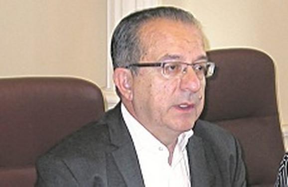 Zoran Perišić, niški gradonačelnik