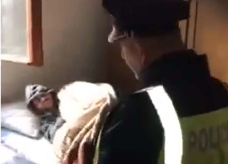 Migranti Bihac policija
