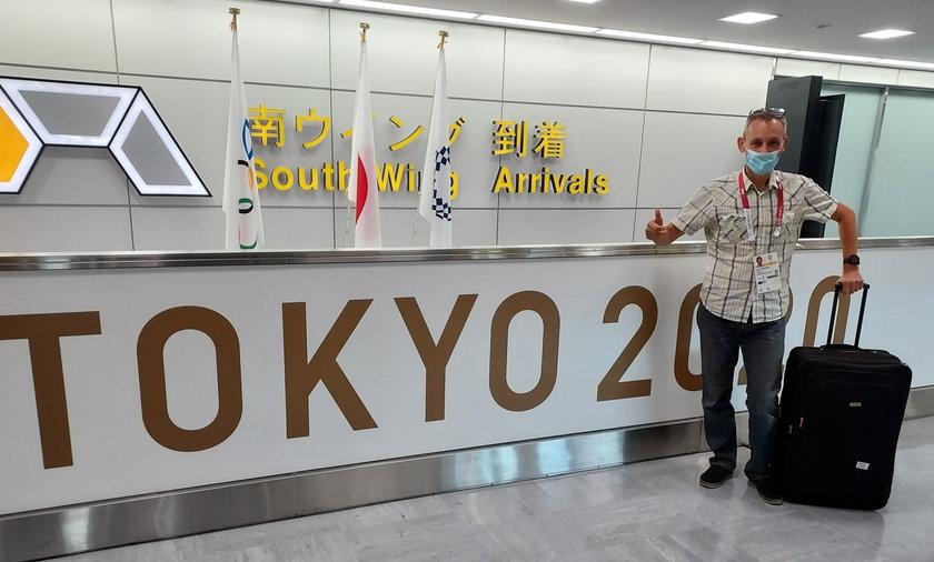 Nasz korespondent już w Tokio.