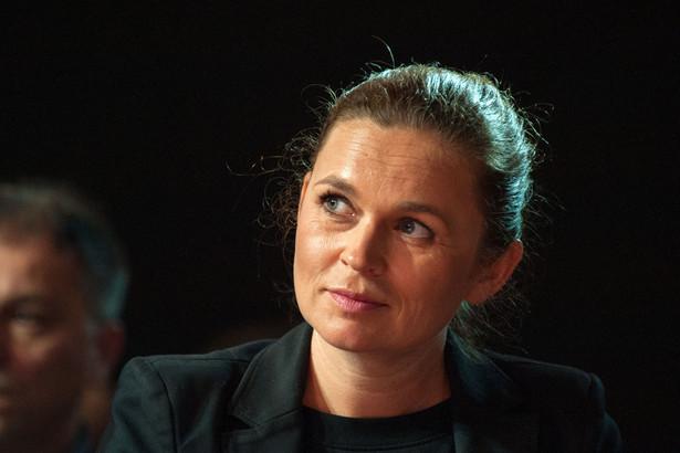 Barbara Nowacka jest sceptyczna wobec pomysłu pomnika na placu Piłsudskiego