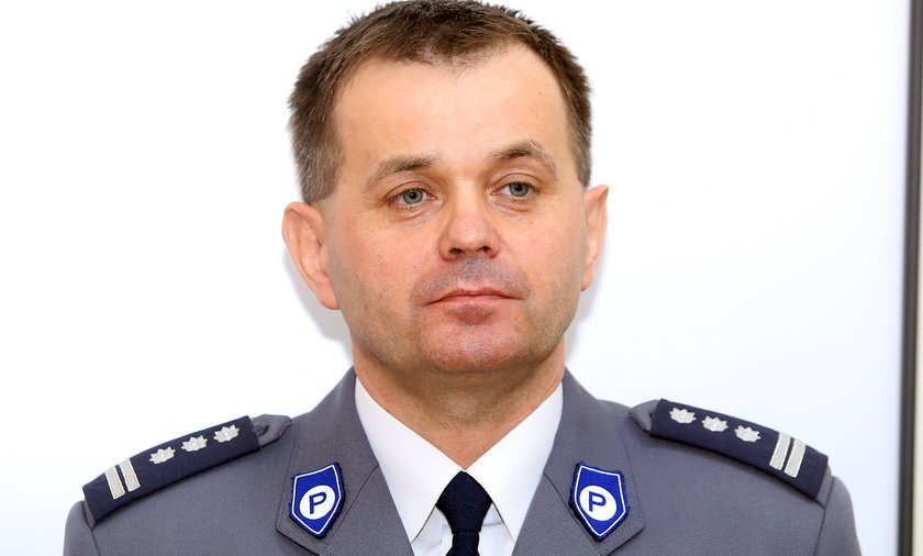 Komendant Janusz Barcik