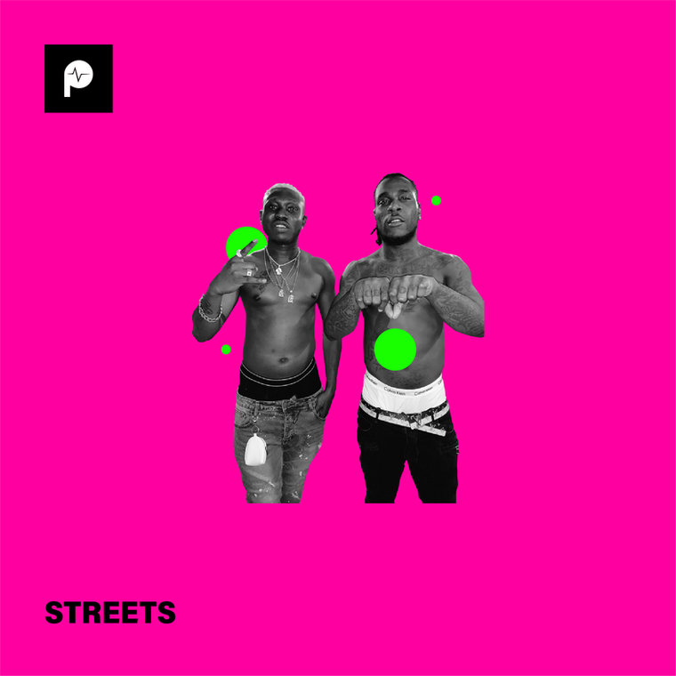 Burna Boy and Zlatan have the streets locked down (Festac Xclusive)