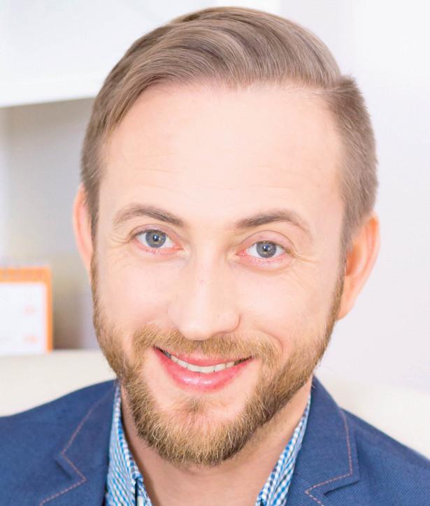 Krzysztof Izdebski dyrektor programowy Fundacji ePaństwo
