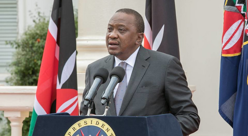 Those people will pay- Uhuru vows to deal with those impregnating minors