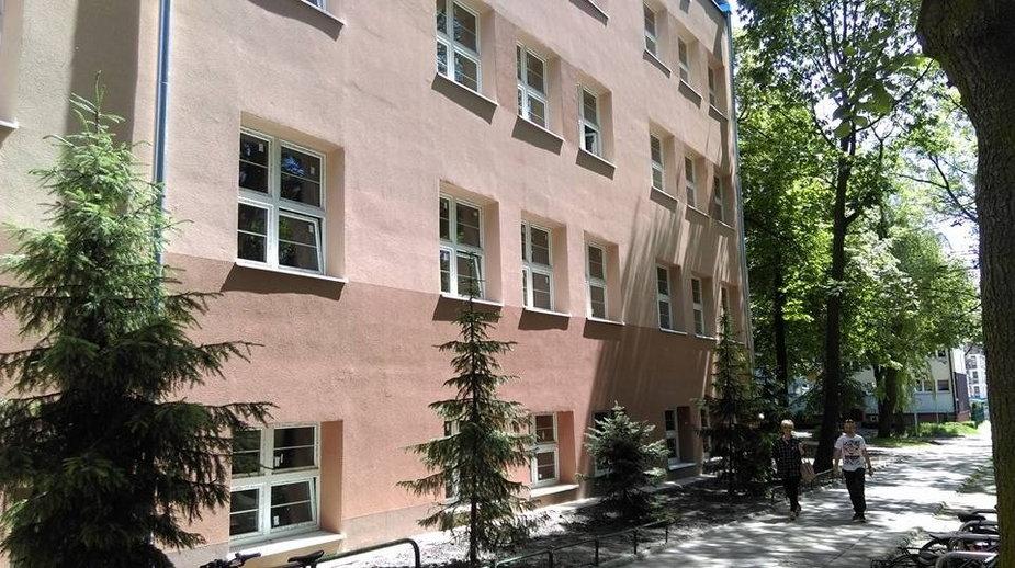 Szkoła Podstawowa nr 55, po termomodernizacji