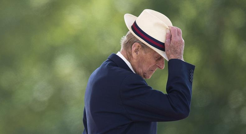 Prince Philip is officially retiring from public service, aged 96.