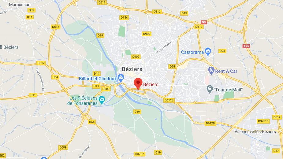 Francuscy prokuratorzy aresztowali wcześniej pięć kobiet w Beziers