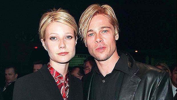 Gwyneth Paltrow și Brad