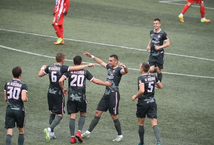 FK Voždovac, FK Crvena zvezda