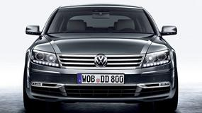 Genewa 2018: zadebiutuje elektryczny Volkswagen Phaeton