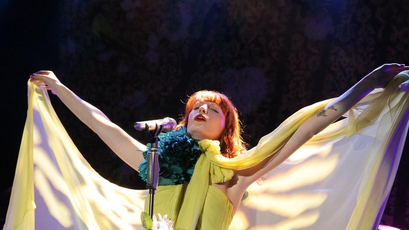 Florence Welch (fot. Getty Images)