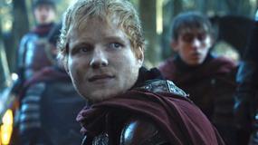 "Reżyser ""Gry o tron"" broni Eda Sheerana"