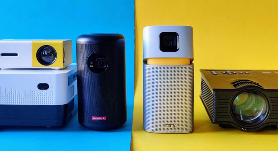 Budget-Beamer-Vergleich: Was kann ein 50-Euro-Projektor?