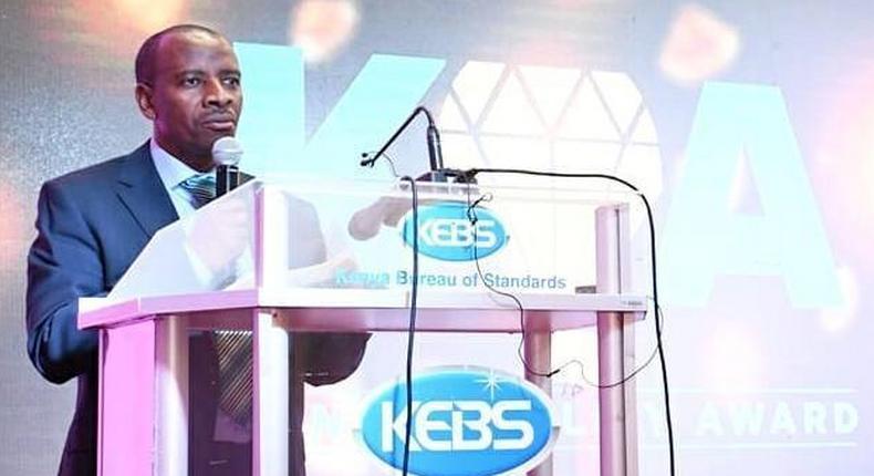 Kebs Boss Benard Njiraini