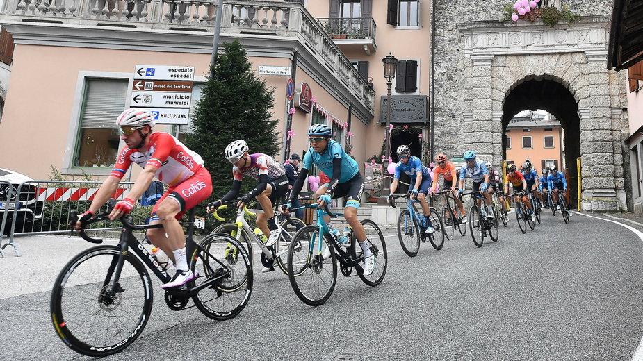16. etap Giro d'Italia  2020
