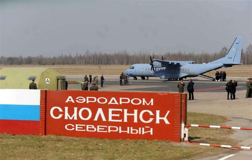 Funkcjonariusz BOR: Byłem na lotnisku Siewiernyj 10 kwietnia