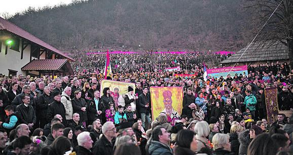 Litije se održavaju širom Crne Gore