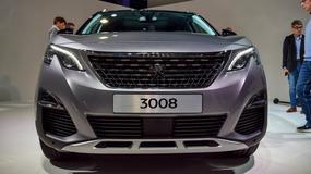 Nowy Peugeot 3008 oficjalnie ujawniony - zdjęcia