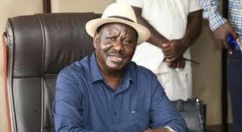 Raila Odinga speaks on ODM's loss in Msambweni by-election