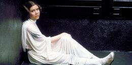 Księżniczka Leia straciła miliony