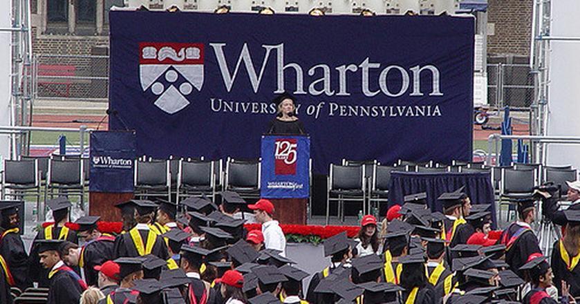 Wharton Business School ma jedno z najdroższych MBA na świecie